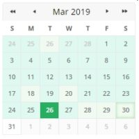March Plans