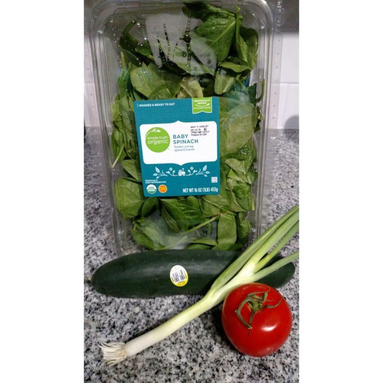 Green Drink Vegetables