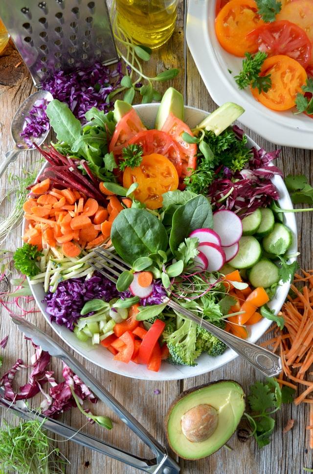 A Nutritarian Diet